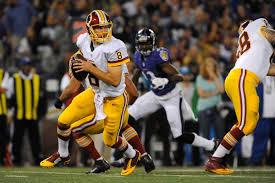 2015 Nfl Preseason Washington Redskins Vs Baltimore Ravens