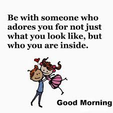 love good morning cartoon quote