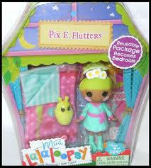 Lalaloopsy Bedroom Lalaloopsy Mini Dolls Series 8 Shoppes And Sew Sleepy Collection