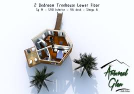tree house floor plans for adults. Ărboreal Glen Tree House Floor Plans For Adults