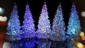 Modern Christmas Tree LED Lights