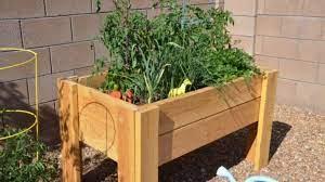 gardening with kids diy raised garden