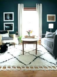 fluffy living room rugs plush for wonderful white best ideas on decorations synonym full size