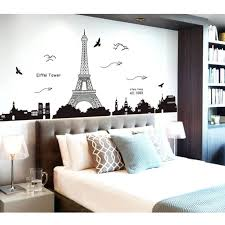 articles with eiffel tower wall decor stickers tag eiffel tower with regard to eiffel tower