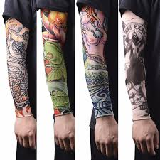 купить шт 1 шт нейлон тату для рук чулки женщин рука теплая крышка