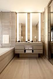 classy clean wood bathroom design with beautiful lighting beautiful bathroom lighting