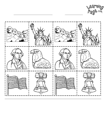 Symbols Of America Worksheets Worksheets for all | Download and ...