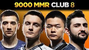 9k mmr club world s best dota 2 players 8 youtube