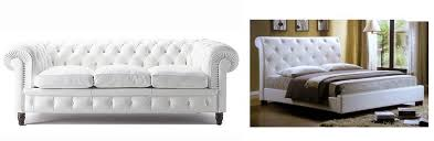 White Vintage Couch While Pltrona Frauu0027s White Chesterfield