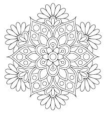 Free Printable Flower Garden Coloring Pages Printable Flower