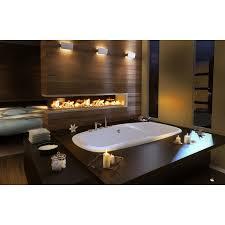 maax 72 x 42 x 24 eterne 7242 acrylic soaking bathtub