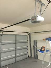 image of electric garage door opener installer image of electric garage door opener cost