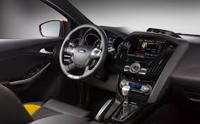 2013 Ford Focus ST Overboost Button Temporarily Adds 7.4 Percent ...