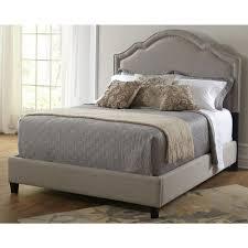 Pulaski Furniture Bedroom Pulaski Furniture All In 1 Linen Queen Upholstered Bed Ds 2286 Br