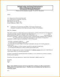 Employee Verification Letter For Us Visa Brasil Prime Design