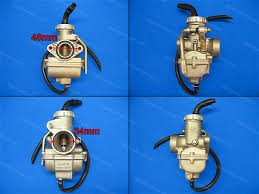 highrpmracer com chinese atv parts carburetor 14 chinese 110cc engines pz20 hand choke