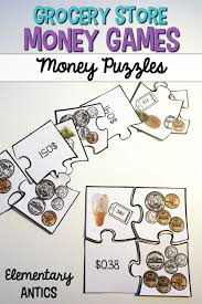 Grocery Store Money Games | Activities, Maths and Students