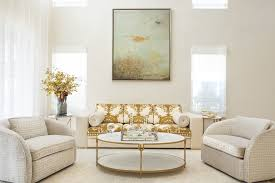 transitional design living room living room transitional with gold and white circle coffee table gold and