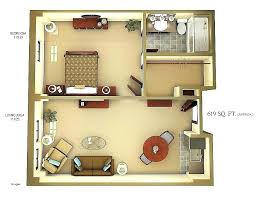 small house plans with suite plan awesome bungalow one story floor inlaw 2 y