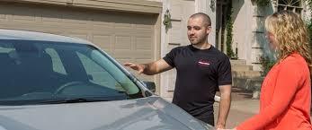 auto glass repair e