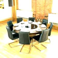 6 person round table 6 person dining table round dining tables for 8 8 person round