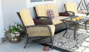 yellow patio furniture. yellow metal bench garden patio outdoor furniture seat deck porch park e