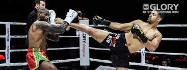 Jermaine Soto : Glory Kickboxing