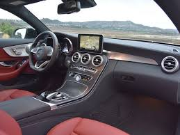 Choose the desired trim / style from the dropdown list to see the corresponding dimensions. Short Report The New 2017 Mercedes C Class Coupe Lacks Dramatic Style But Delivers Dynamic Substance New York Daily News