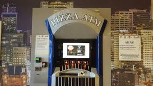 Pizza Vending Machine Xavier Beauteous Pizza ATMs Will Soon Be All Over North America