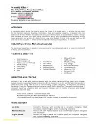 Resume Examples Sample Graphic Design Resume Objective Statement