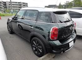 Coupe Series black and pink bmw : File:BMW MINI COOPER S CROSSOVER (R60) rear.JPG - Wikimedia Commons