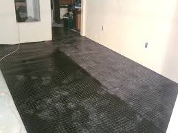 interesting picture of rubber floor tile for home interior flooring ideas amusing roppe maintenance decoration