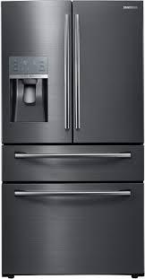 rf28jbedbsg 36 inch samsung black stainless steel refrigerator french door