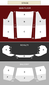 Murat Theatre Indianapolis In Seating Chart Stage
