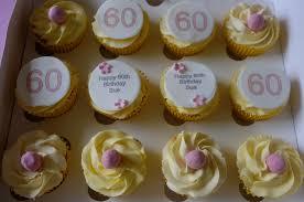 60th Birthday Cupcakes Designs Hemmensland