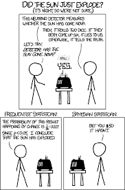 Xkcd Frequentists Vs Bayesians