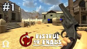 Steam fist full of frags