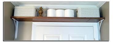 21 design hacks for your tiny apartment. Shelf Over DoorDoor ...