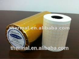 Thermal Chart Paper Ecg Thermal Paper Medical Recording Chart Paper Buy Recording Chart Paper Ecg Paper Thermal Paper Product On Alibaba Com