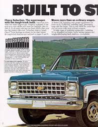 1980 Chevrolet Suburban Photos and Information