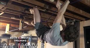 best rock climbing home training gear guide