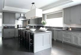light gray kitchen gray washed wood floors contemporary light grey kitchen cabinets with dark countertops