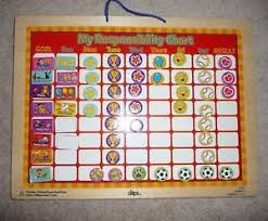 my responsibility chart details about circo my responsibility wood magnetic chart and whiteboard dry erase board kids