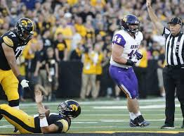 Jared Brinkman Proud To Follow Fathers Footsteps With Uni