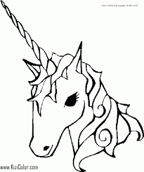 Colorare Unicorno Pagina 16 Pagine Da Colorare Stampabili Gratis