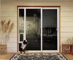 installing doggie door for sliding glass