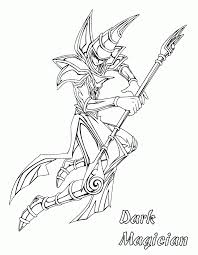 Yugioh Coloring Pages - fablesfromthefriends.com