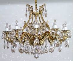 chandeliers old crystal chandelier chandeliers best for maria brass