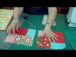 Double Slice Layer Cake Quilt Tutorial - YouTube & Double Slice Layer Cake Quilt Tutorial Adamdwight.com