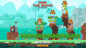 Own the movie angry birds friends GIF - Find on GIFER
